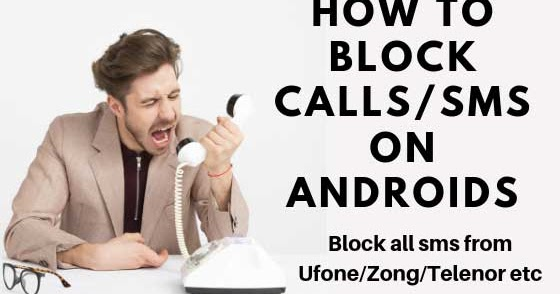 How to block incoming calls and messages in android - Kaleem Ullah Pro |  Know How.