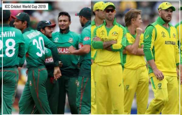 ICC Cricket World Cup 2019-Bangladesh will face Australia