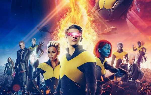 Free Download X-Men: Dark Phoenix (2019) Movie Dual Audio HDCAM