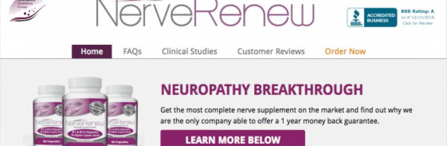 Nerve Renew Review Cover Image