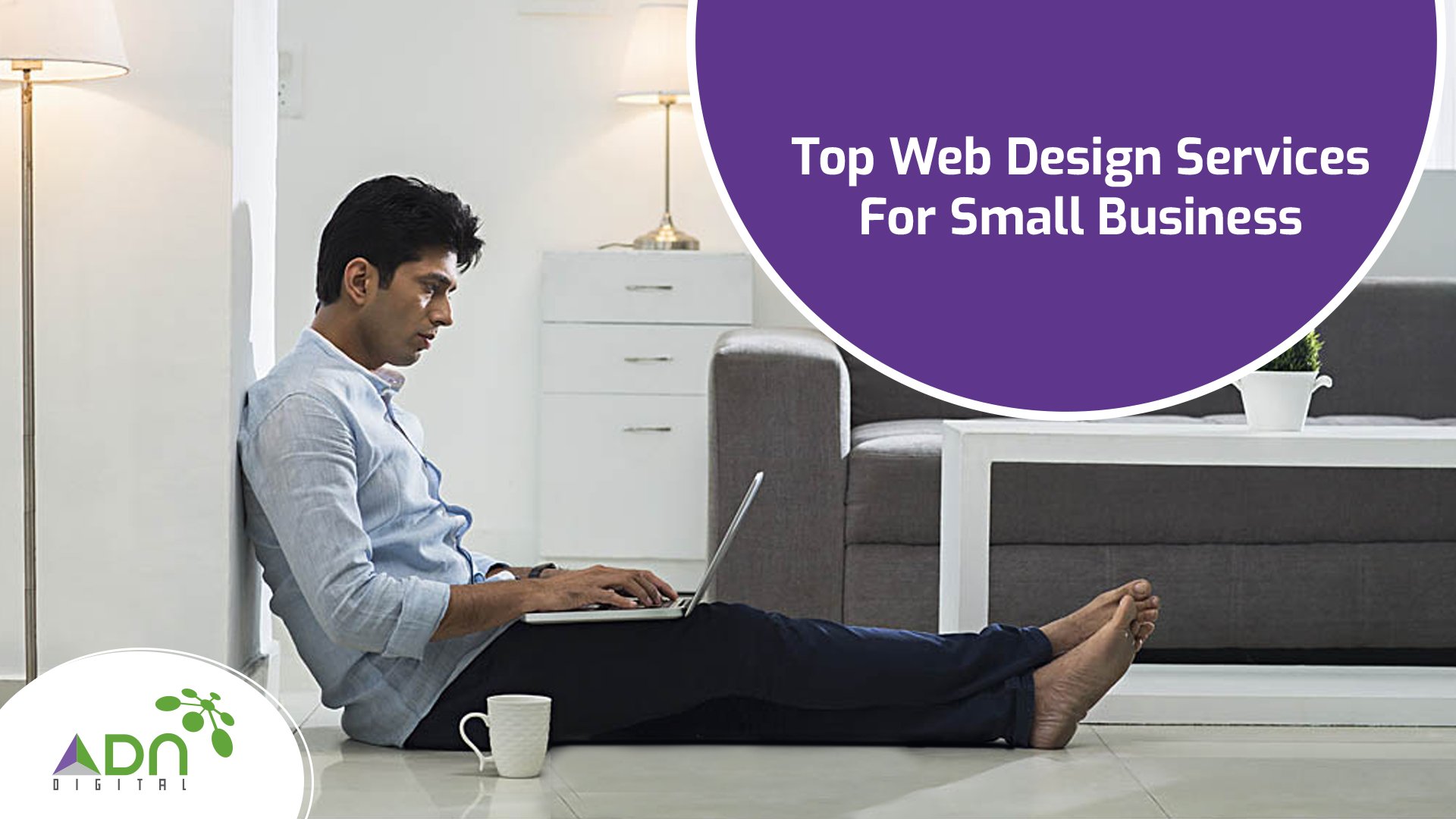 Top Web Design Services For Small Business - ADN Digital