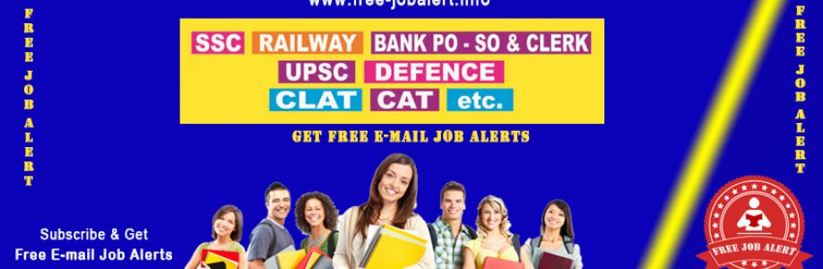 FreeJob Alert Cover Image