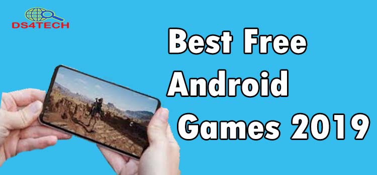 Best Free Android Games 2019 | Top 5 Action Games
