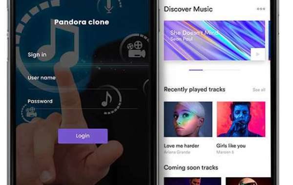 Pandora Clone: An platform to host your own music shows