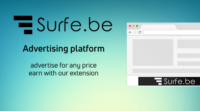 Surfe.be - Traffic for your site