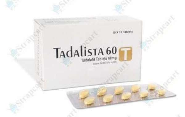 Buy Tadalista 60mg