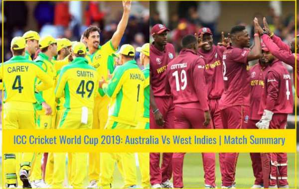 ICC Cricket World Cup 2019: Australia Vs West Indies | Match Summary