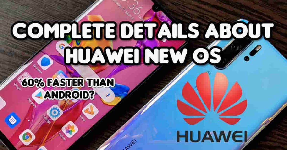 Huawei New OS is 60% Faster Then Android? - Google is Worried About Huawei | Crazy Tricks - Crazy Tricks