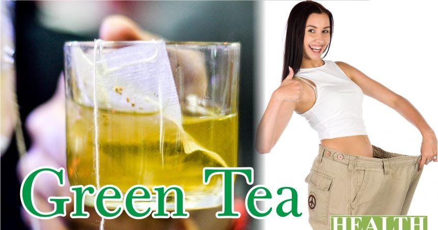 Green Tea Energy Drink - Health Protections