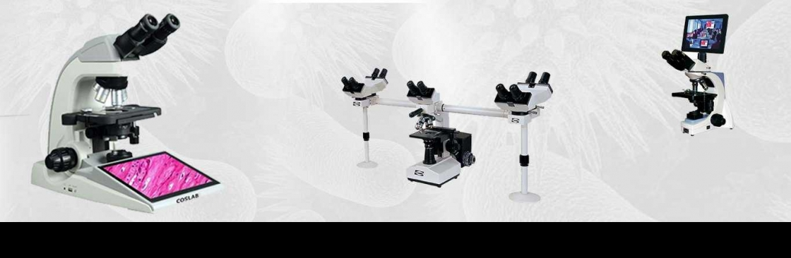 Microscopes Manufacturer Cover Image
