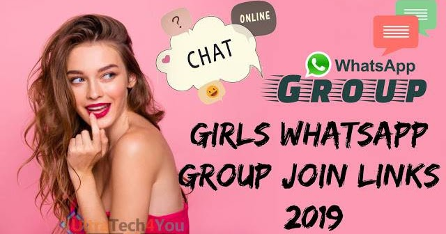 [Updated] 200+ Girls WhatsApp Group Join Links - UltraTech4You