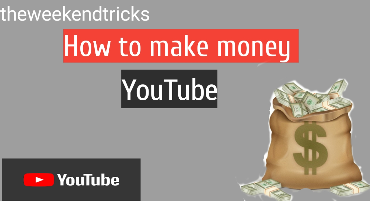 How to Earn Money from Youtube Full Guide 2019 - The Weekend Trick - Online Tips & Trick