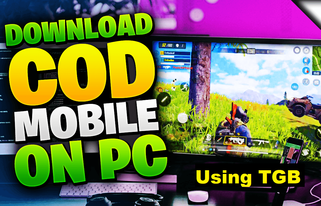 Play COD Mobile On PC | Using Tencent Gaming Buddy [100% Working]