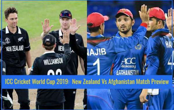 ICC Cricket World Cup 2019: New Zealand Vs Afghanistan | Match Preview