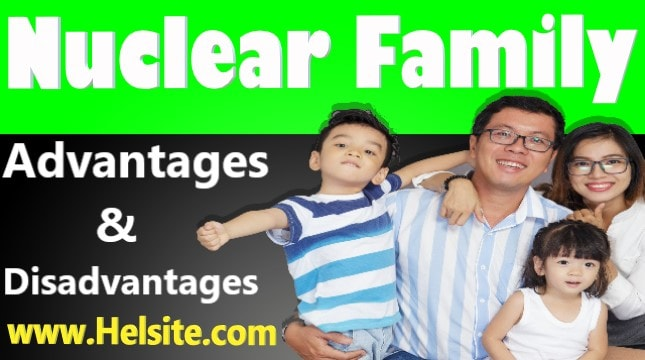 Advantages and Disadvantages of Nuclear family (2019)   Pros and Cons