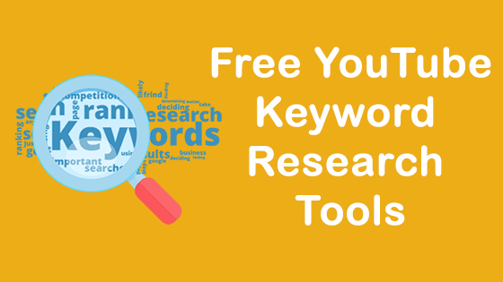 8 FREE Keyword Research Tools To Grow Your YouTube Channel - Dreamandu