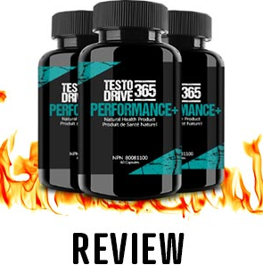 Testo Drive 365 Canada Reviews - Best Male Enhancer 2019 - Stamina Maker
