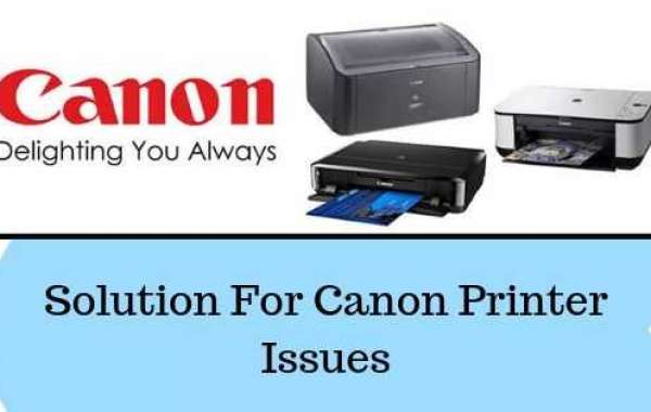 Solution For Canon Printer Issues