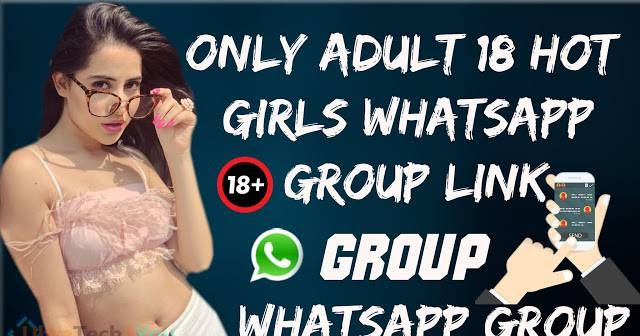 Only Adult 18+ Hot Girls WhatsApp Group Link - UltraTech4You