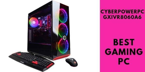 Best Gaming Desktop Computer Top 5 List - Super Tech