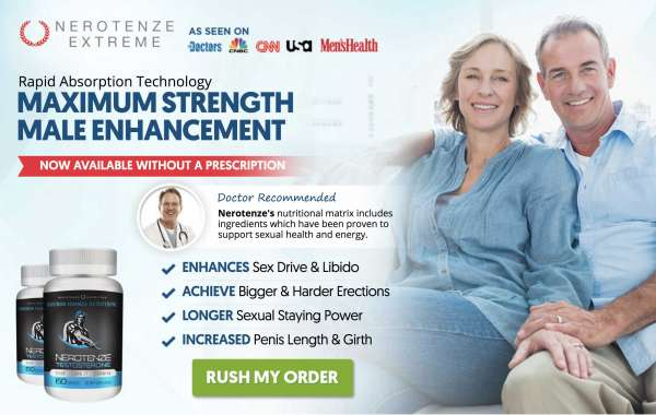 Increase Your Sex Drive With Nerotenze Testosterone & Make Your Sexual Life Better!