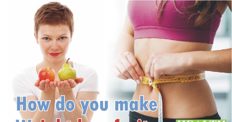 How do you make weight loss fruits - Health Protections
