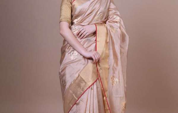 Chanderi Silk Sarees is a Perfect Drape For Mesmerizing Indian Beauty!