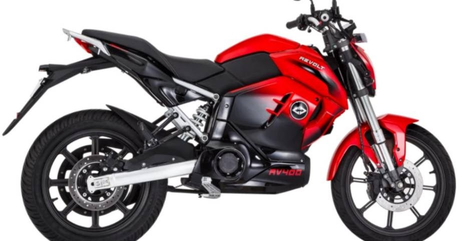 Revolt RV 400 India's First Fully Electric Motorcycle - Technical Kanu | Tech News, Reviews, Tips & Tricks