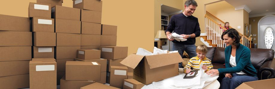 Moving Company Cover Image