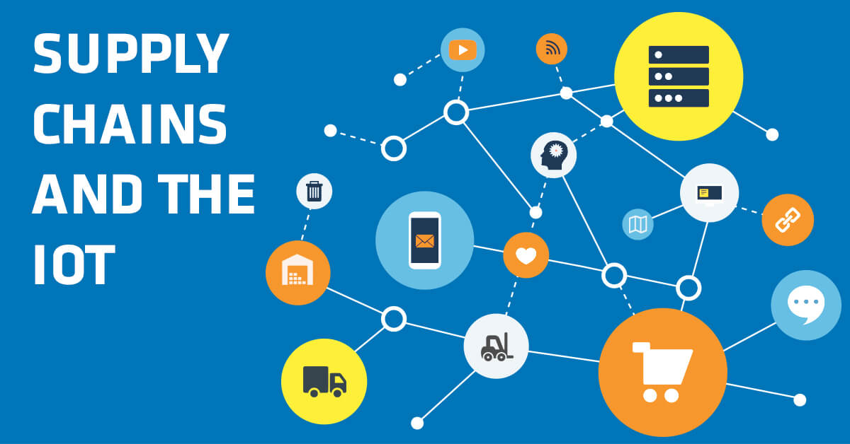 What Is IoT and How Will It Impact Supply Chain In 2019 - Read In Brief