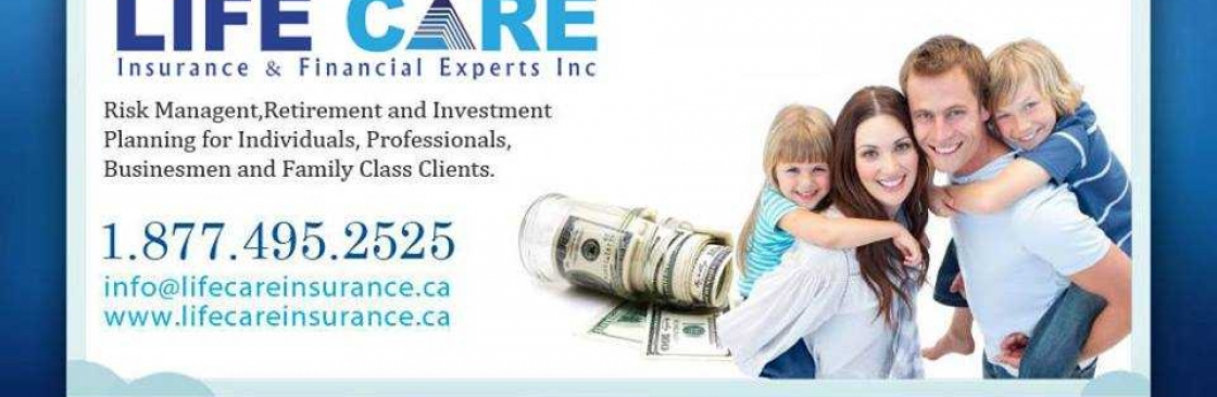 Life Care Insurance Cover Image