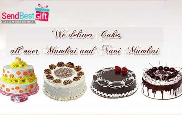 Make Occasions Special with Cakes, Send Cakes to Mumbai