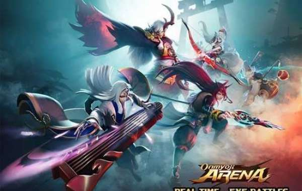 NetEase create a new version of the MOBA-style game named Onmyoji Arena