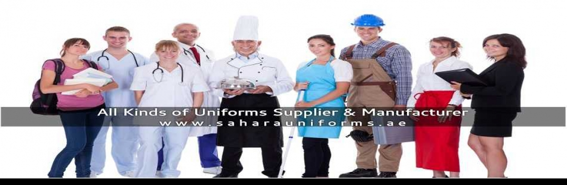 Sahara Uniforms Cover Image
