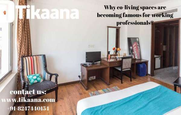 Why co-living spaces are becoming famous for working professionals?
