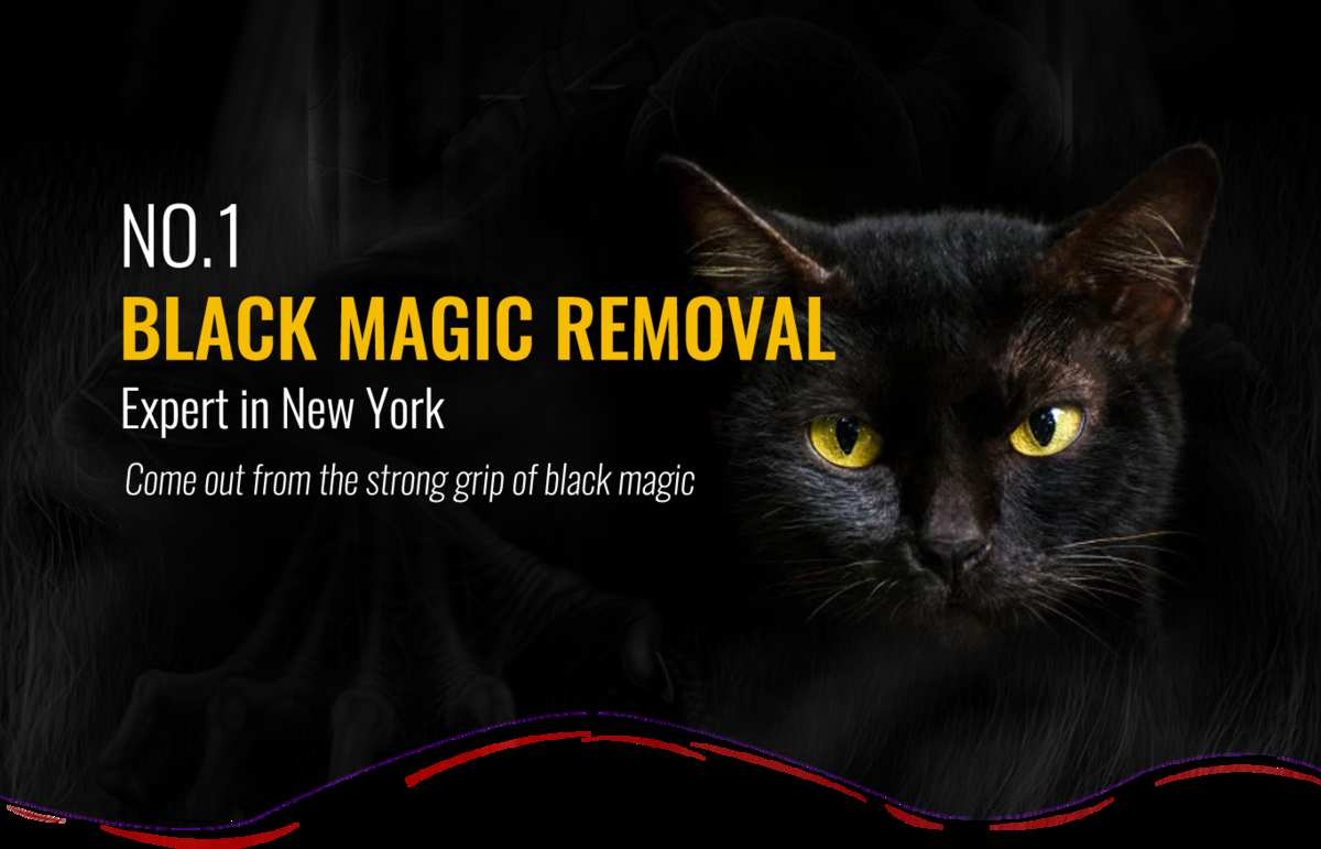 HOW ONLY SPIRITUAL HEALERS CAN BREAK THE SPELL OF BLACK MAGIC - Astrologer in New York