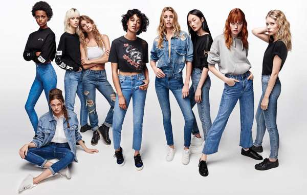 You can never own too much Denims