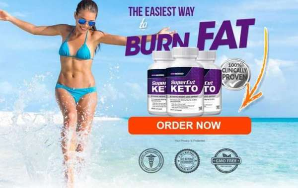 Super Cut Keto - Help You To Get Into Ketosis & Thus You,re Able To Lose Weight!