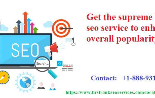 Get the supreme local seo service to enhance overall popularity