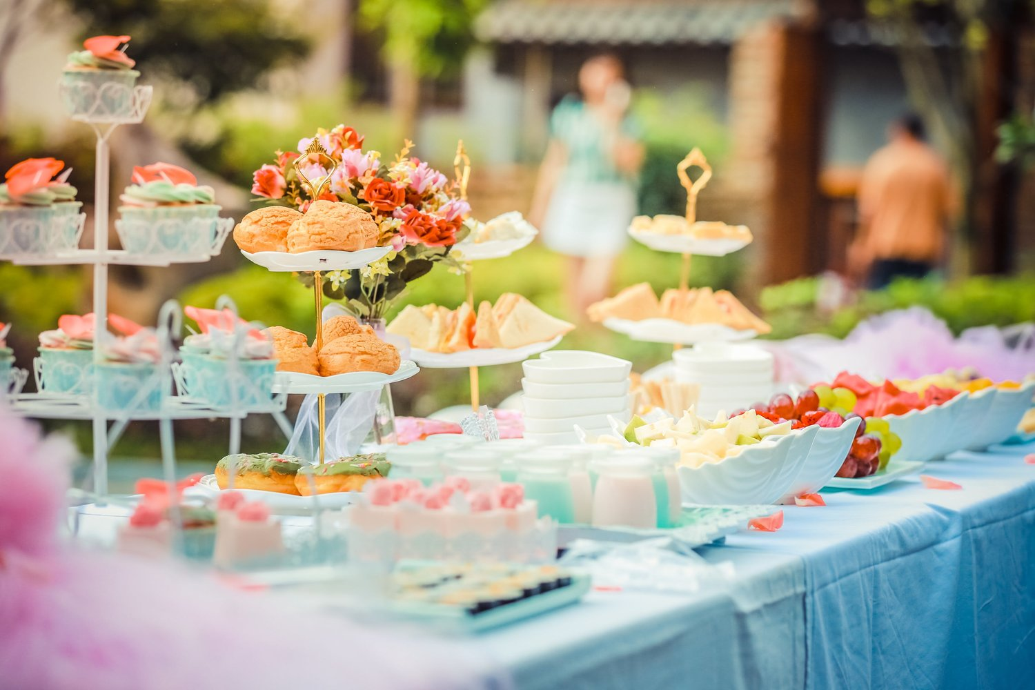 Choose The Best Birthday Party Packages Services — A Yummy Delight Bakery
