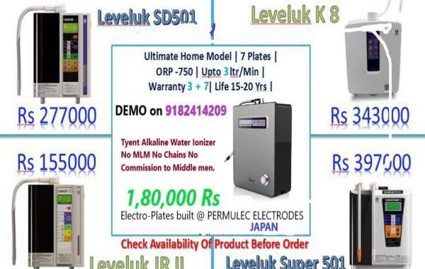kangen water machine price in india