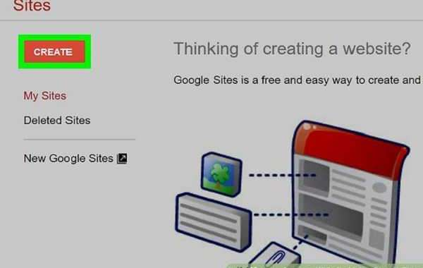 How to Make a Website Using Google Sites