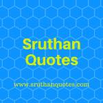 sruthanquotes Profile Picture
