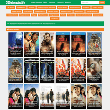 300mbmovies - Hollywood, Bollywood, Hindi Dubbed Mobile Movies Download