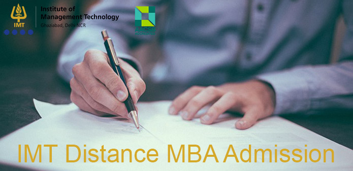 IMT Distance Learning MBA Admission 2019 - Eligibility | Fee Structure | Review | Ranking | Last Date to apply