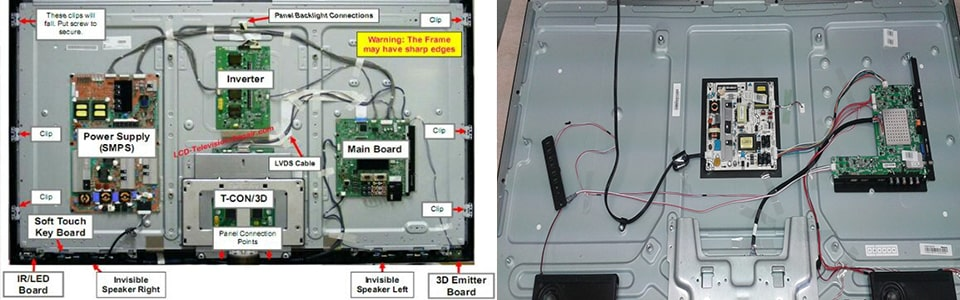 LCD LED Smart TV Repairing Course | LED Tv Course 9990-879-879