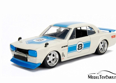 TOP 8 BRANDS FOR 1/24 SCALE DIECAST CARS