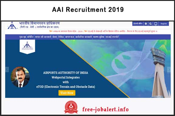 AAI Recruitment 2019: Applications for 311 Apprentices FreeJobAlert