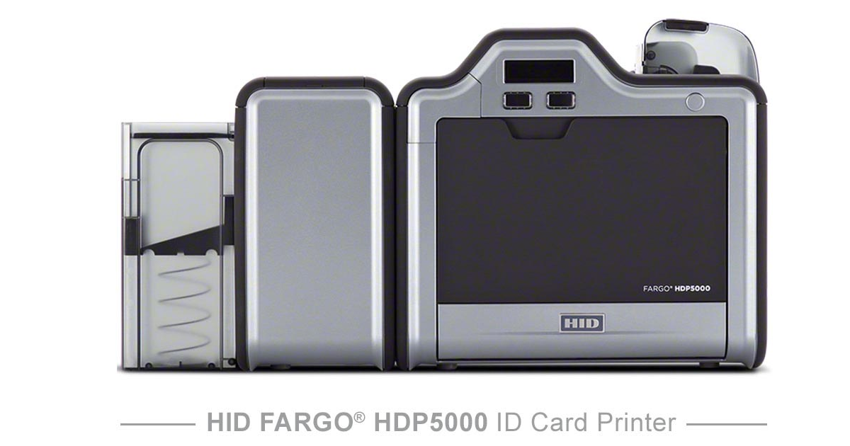 FARGO HDP5600 High Definition ID Card Printer Printing Solutions for IDs and cards | eTOP SOLUTION