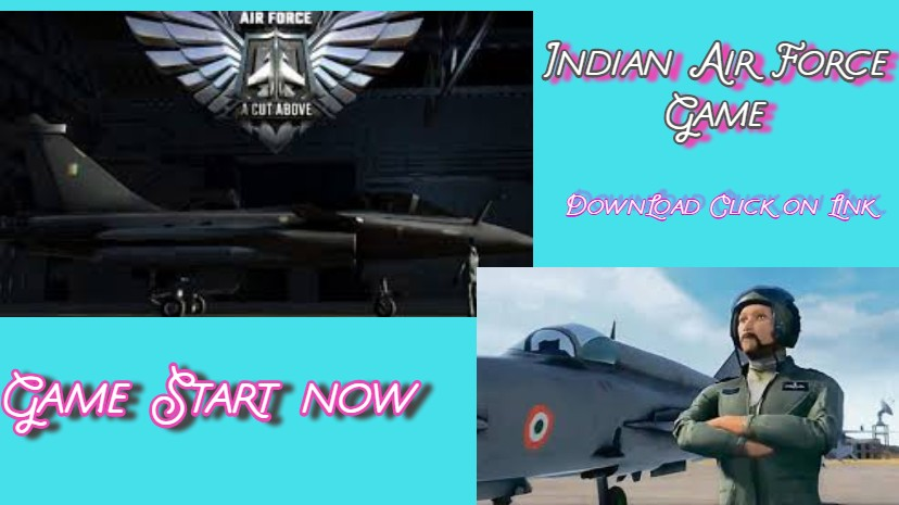 Indian air force game | NonoTechs